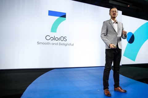 OPPO launches ColorOS 7