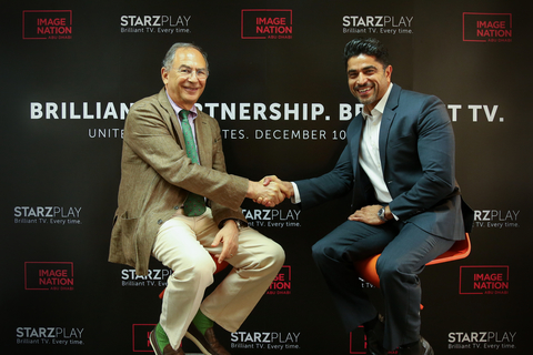 STARZPLAY and Image Nation Abu Dhabi announce partnership to produce original content series