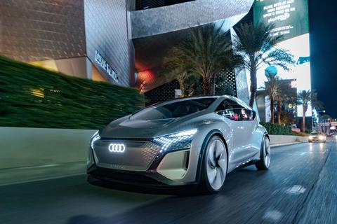 CES 2020: Audi Mobility goes smart