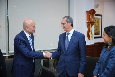 Egypt Minister of Communications & IT and Avaya commit to Digital Transformation