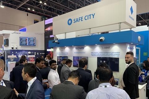 Allegion showcases security management solutions at Intersec 2020