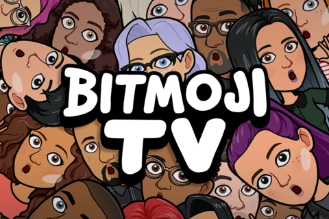 Snapchat launches Bitmoji TV