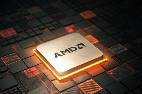 AMD sees its processor market share rise in 2019