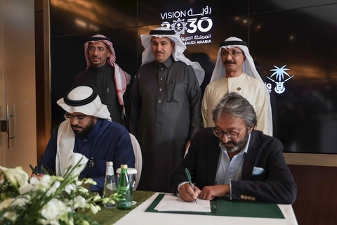 The Kingdom of Saudi Arabia partners with Virgin Hyperloop One to launch Hyperloop feasibility study