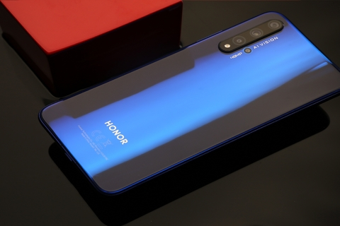 The HONOR 20 has been launched in the UAE