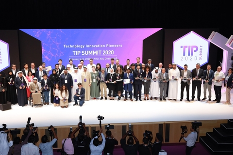 TIP Summit showcases latest tech solutions for energy, healthcare and environment sectors