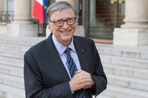 Bill Gates steps down from Microsoft's board