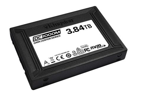 Kingston Technology releases enterprise-grade data center NVMe SSD