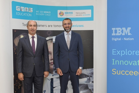 GEMS Education and IBM collaborate to advance skills in emerging technologies