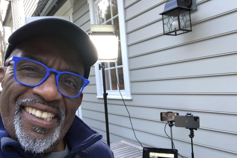 The story behind Al Roker's genius broadcast of NBC's Today Show using an iPhone