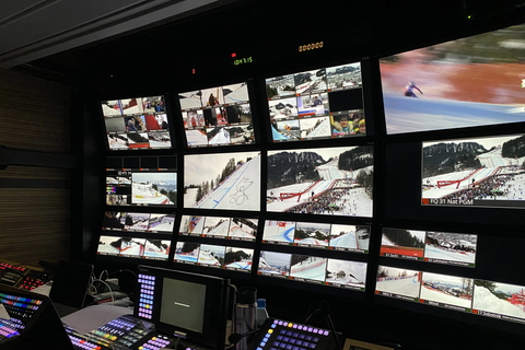 In pictures: See what an all-IP OB van looks like, on the inside