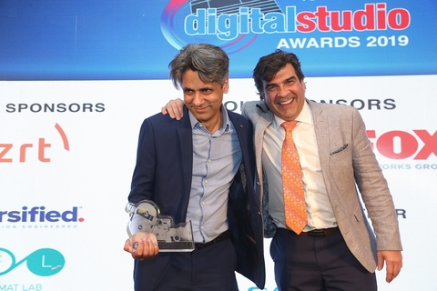 Digital Studio to host first 'virtual awards' ceremony on June 3, 2020