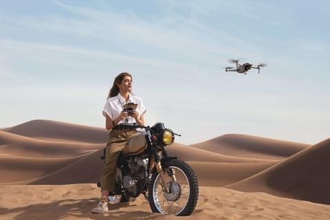 DJI launches 8K capable Mavic Air 2