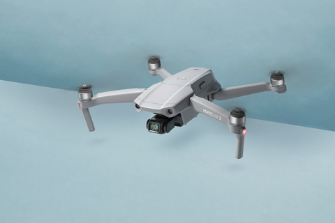 In pictures: the new DJI Mavic Air 2