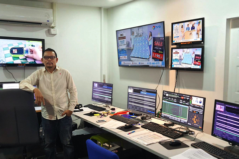 Thailand's TV Direct expands with PlayBox Neo