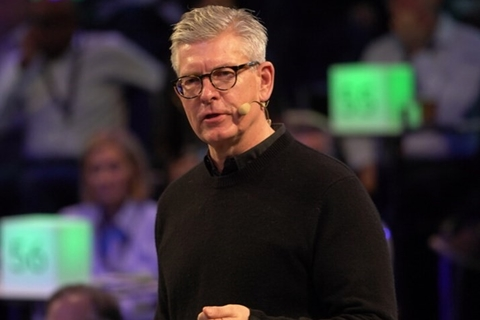 Ericsson CEO: More than ever, connectivity is key