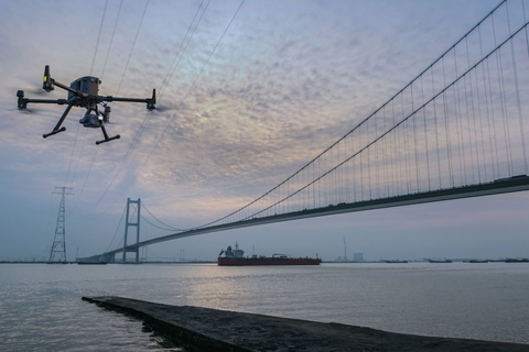 DJI unveils most advanced commercial drone