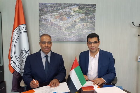 ALE joins hands with Rochester Institute of Technology Dubai