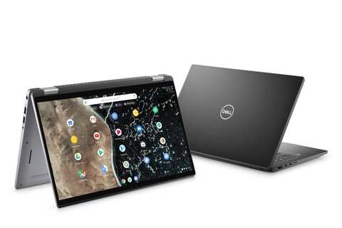 Dell launches Latitude Chromebook Enterprise