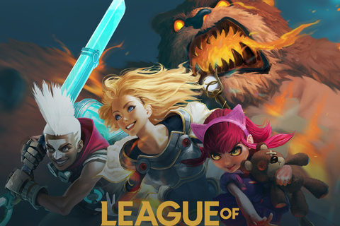 Spotify and Riot Games strike deal for League of Legends esports tournament