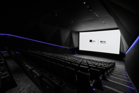 Reel Cinema at Dubai Mall sets new world record