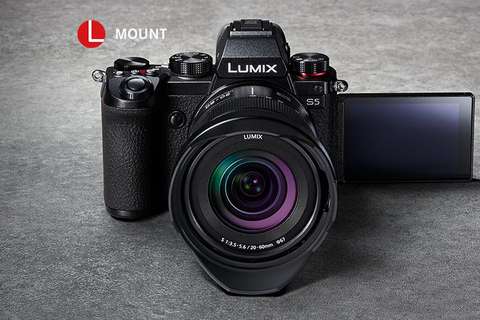 Panasonic launches Lumix S5 under $2,000