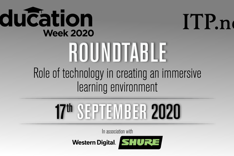 Less than 24 hours for the Education Week 2020 webinar