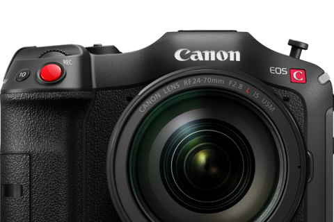 Canon launches C70 camera with RF mount