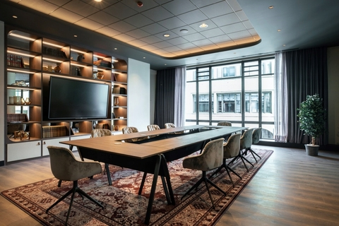 Radisson and Zoom partner to offer hybrid meeting and conferencing