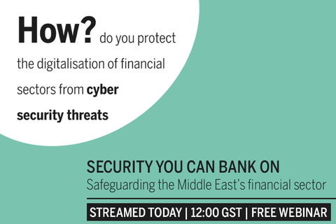 Live today: Security you can bank on