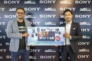 Sony Bravia TVs to ship with Arabic SVOD service Shahid