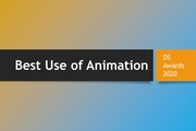 DS Awards 2020 Category Focus: Best Use of Animation